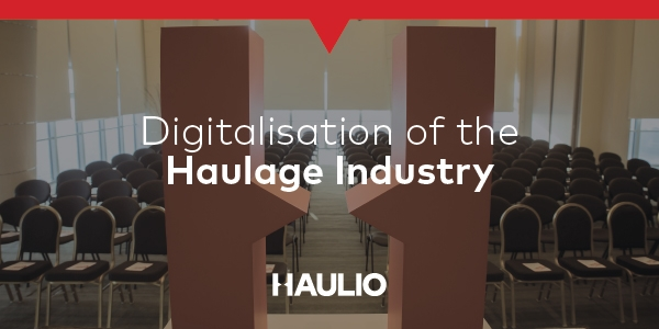 Digitalization of the Haulage Industry