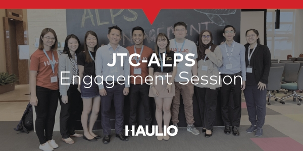 JTC-ALPS Engagement Session