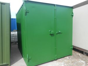 Shipping Container Type 1 Doors