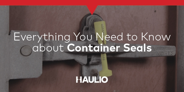 Everything you need to know about Container Seals