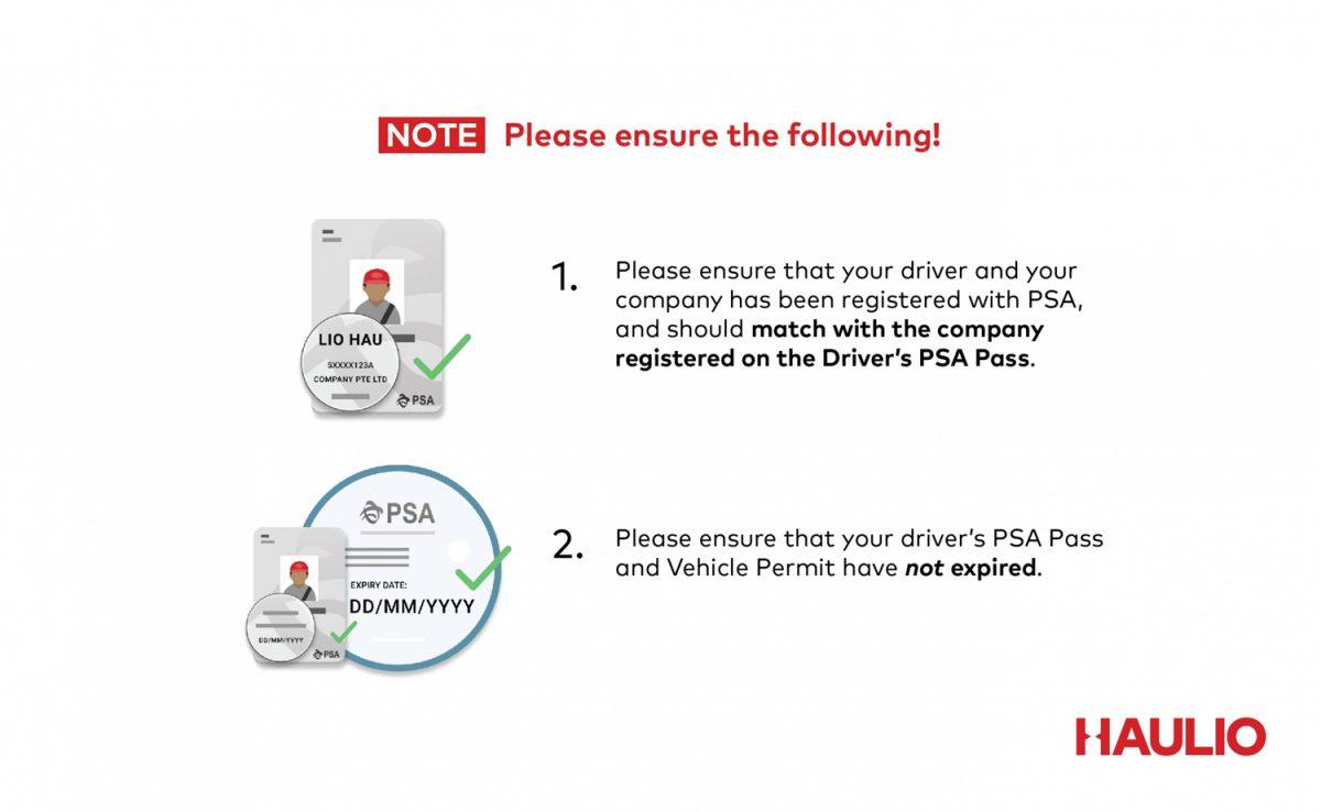 ITT Guide - Check PSA Pass