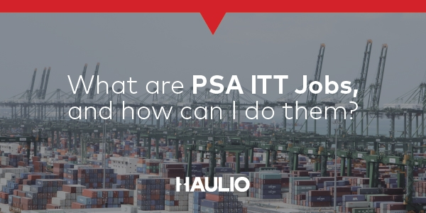 What are PSA ITT jobs, and how can I do them?