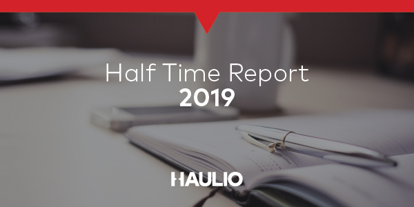2019 Half Time Report