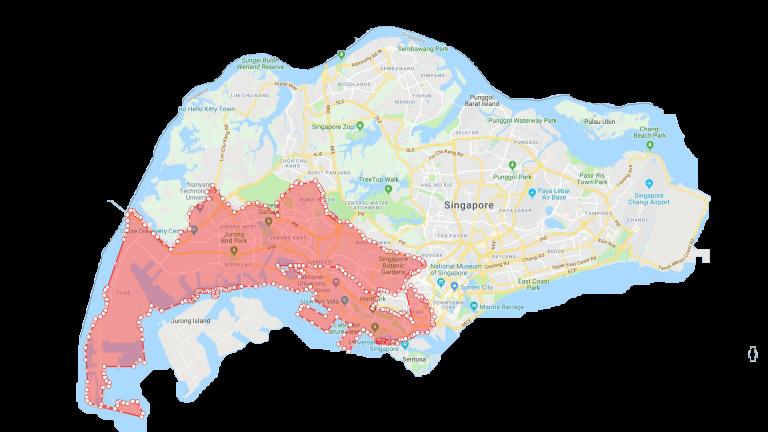 Haulio OOJ Map