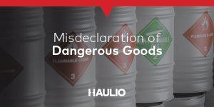 Misdeclaration of Dangerous Goods