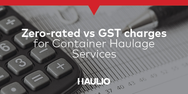 Zero-Rated vs GST Charges