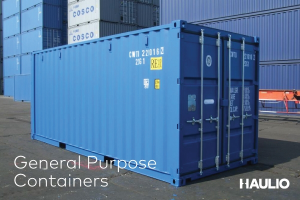 General Purpose Containers