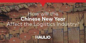 CNY affect Logistics