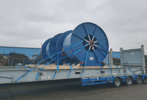 An example of project cargo trucking
