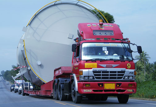 Project Cargo Trucking