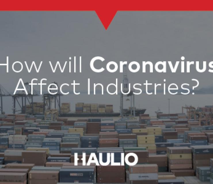 How will the coronavirus affect industries?