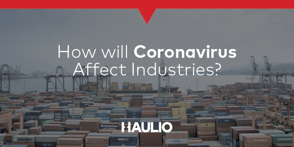 How will the coronavirus affect industries?