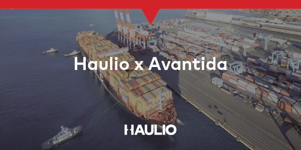 Haulio and Avantida Announce Partnership