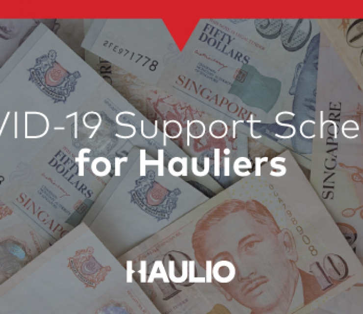 Support Initiatives for Hauliers