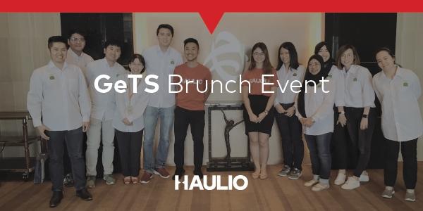 GeTS Brunch event