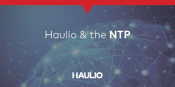 Haulio & the NTP Feature Image
