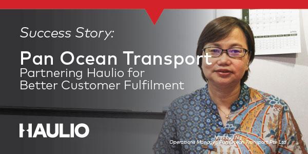 Success Story: Pan Ocean Transport