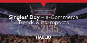 Singles' Day - e-Commerce Trends & its Impacts