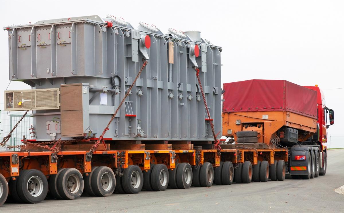 Oversized Cargo Trucking