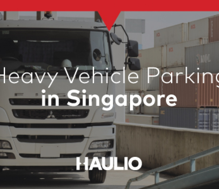 Heavy Vehicle Parking in Singapore