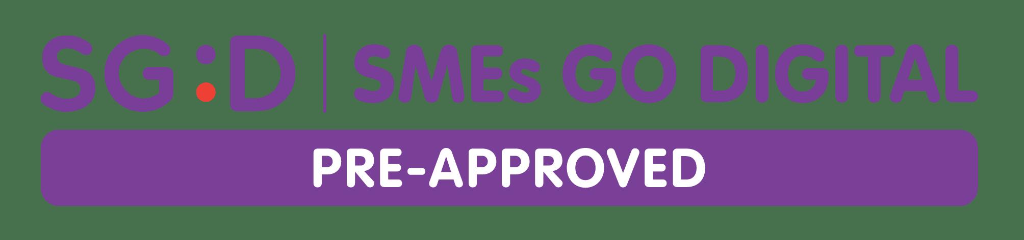 SGD SME Go Digital Prepproved Logo