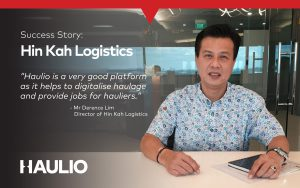 Hin Kah Logistics Feature