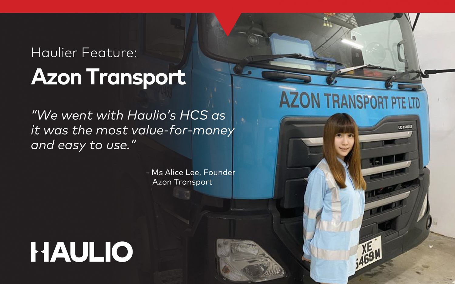Success Story: Azon Transport