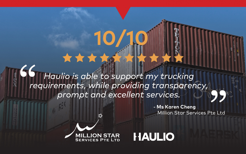 Million Star Services Feature