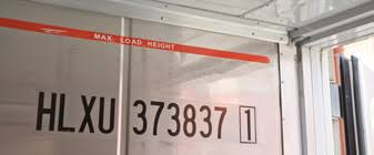 Reefer Container Maximum Load Line