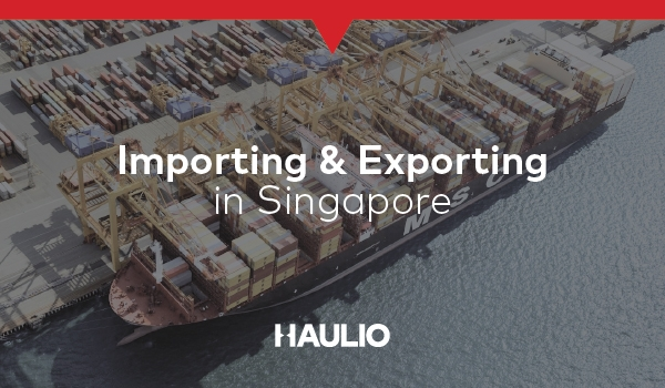 Importing & Exporting in Singapore