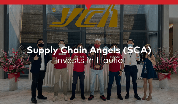 Supply Chain Angels invests in technology start-up, Haulio, to digitally revolutionise first-mile logistics