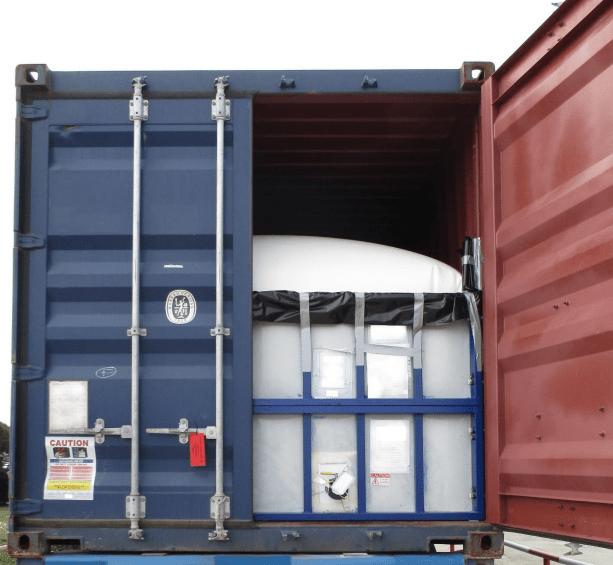 Liquid Transportation with Flexitank