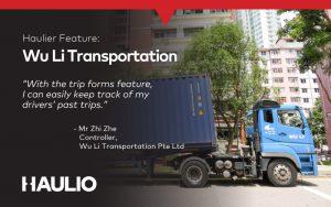 Wu Li Transportation - Feature Image