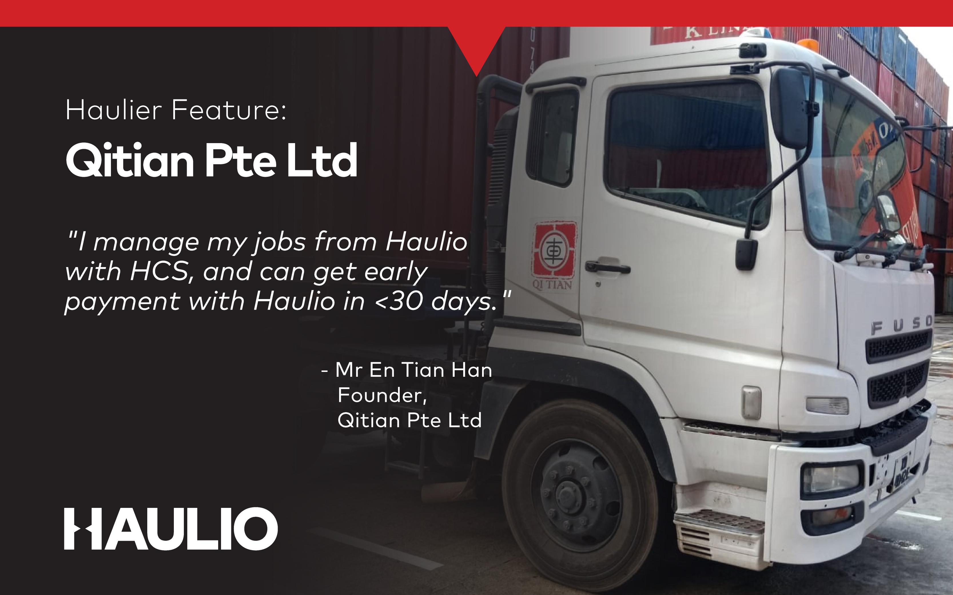 Success Story: Qitian Pte Ltd