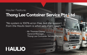 Thong Lee Container Service - Feature Image